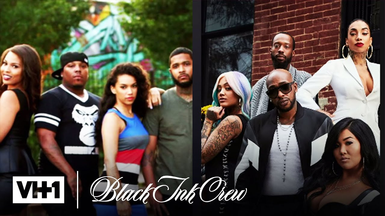 Chicago VS New York: Black Ink Crew Cast Trips Battle 🤣😱