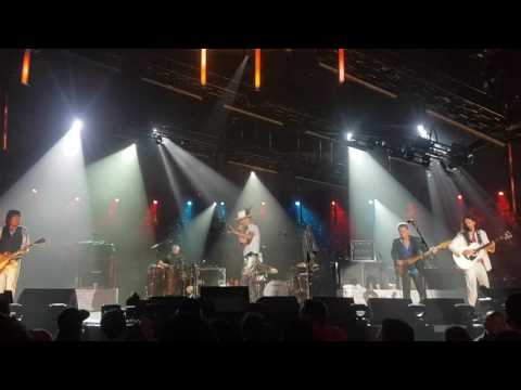 The tragically Hip- Boots or hearts. 2nd song of 1st encore Final show of MMP Tour Kingston Aug 20