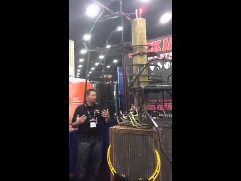 Lock Jaw Tree Stand Product Demo Youtube