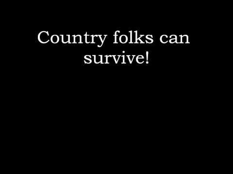 Hank Williams Jr. - A Country Boy Can Survive Lyrics