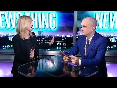 Rosie Duffield explains how to be an MP - News Thing