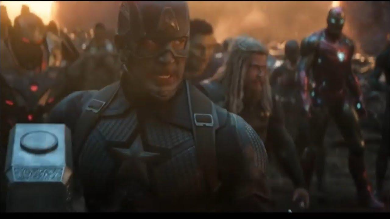 Download Avengers Endgame Final Battle Scene in Hindi | #AvengersEndgameinHindi