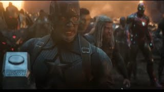 Avengers Endgame Final Battle Scene in Hindi | #AvengersEndgameinHindi
