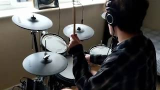 The 1975 - Then Because She Goes (Drum Cover)