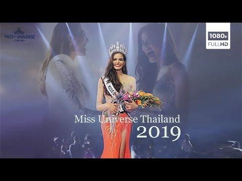 Miss Universe Thailand 2019 - Full Show HD
