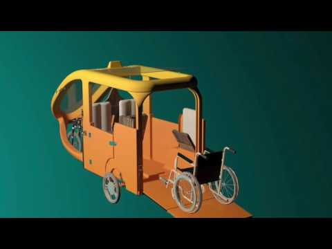 UoM Engineering Design Group B - Bicycle Taxi