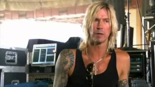 Guns N Roses - Reportage über die Biographie der Guns