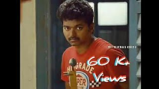 ALL IS WELL | Thalapathy Vijay Motivational Speech whatsapp status | Motivational Speech status