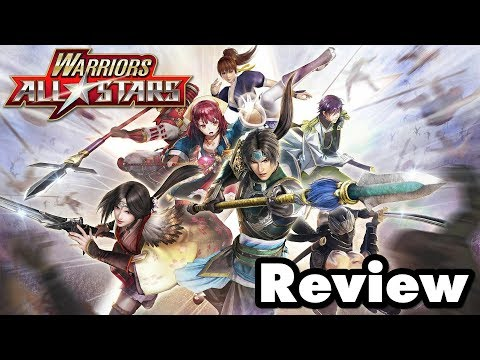 Warriors All-Stars Review – Nights of Atelier Nioh