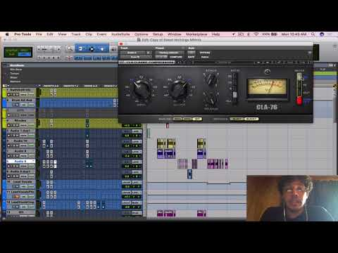 How To Use: 1176 Compressor Plugin