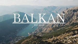 Balkan Roadtrip 2019 - 6 countries in 7 days.