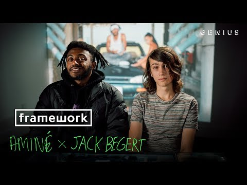 The Making Of Aminé's REEL IT IN Music Video | Framework