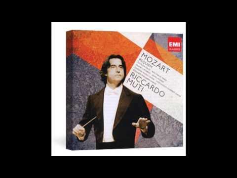 Ricardo Muti   Mozart   Mass No 19 in D Minor, K626 Requiem Dies irae