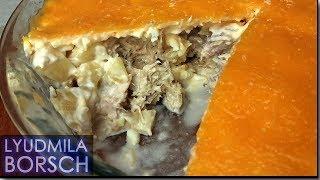 Салат из МИКРОВОЛНОВКИ Салат с ананасом и курицей, НОВЫЙ, оригинальный, РЕЦЕПТ покорит всех
