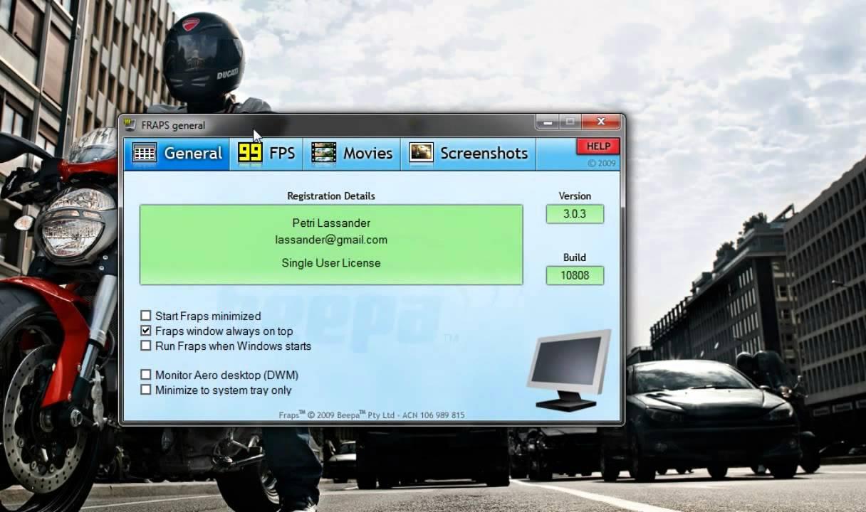 Download Fraps - Free Full Version - Jak obslugiwac i nagrywac oraz Instalacja i Download PL