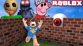 BUILD TO SURVIVE THE MONSTERS IN THE ROBLOX!! (Build to Survive)