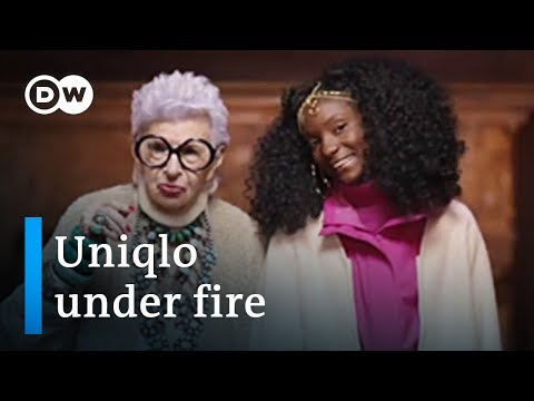 Uniqlo commercial sparks