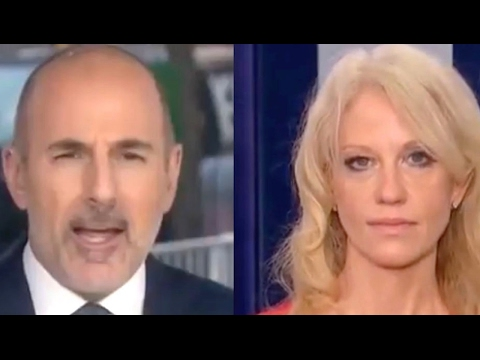 Thumbnail: Kellyanne Conway Can't Take Much More Of This...