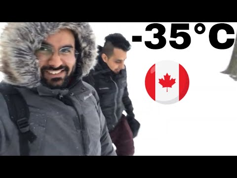 Had To Drive In Snow Storm | Life In Canada | Canada Couple Vlogs
