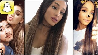 Ariana Grande - Snapchat Video Compilation (Best 2017★) #4