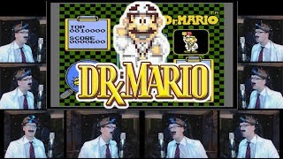 Evolution of Dr Mario - Fever Theme Acapella