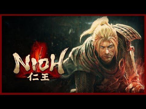 Nioh: Hora da Sofrência!! - Demo Gameplay [PT-BR]