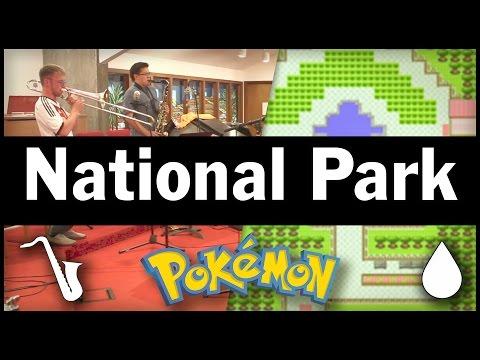 "Pokémon GSC: National Park - Jazz Cover    from ""Precipitation"" by insaneintherainmusic"