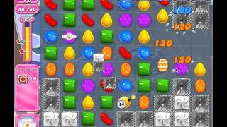 Candy Crush Level 1466 (no boosters, 3 stars)