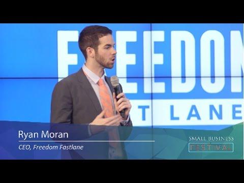 Ryan Moran - Presentation