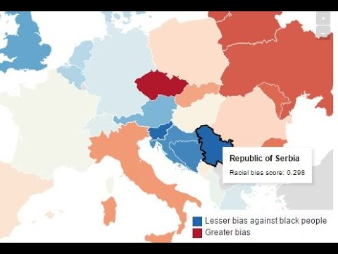 Harvard Study: Serbia Least Racist Country in Europe