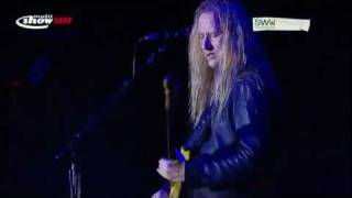 Alice In Chains - Rain When I Die - SWU 2011 Legenda tradução