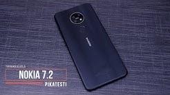Nokia 7.2 pikatesti