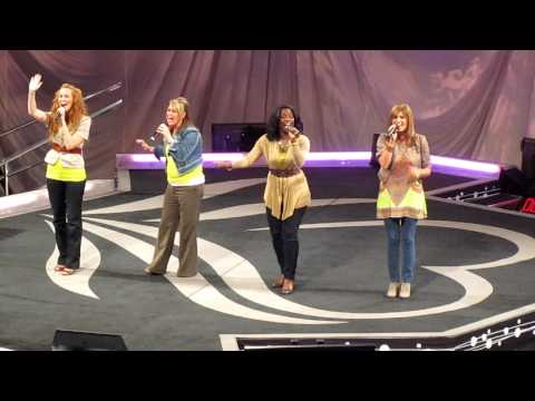 Women of Faith Worship Team- In Christ Alone