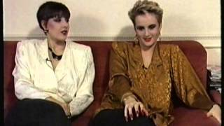 The Human League - Private Eyes (Full Interview Nov 1986)