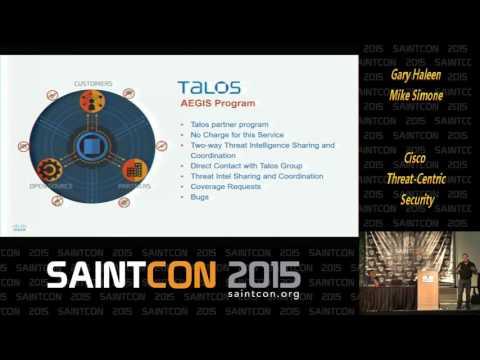 Cisco Threat-Centric Security