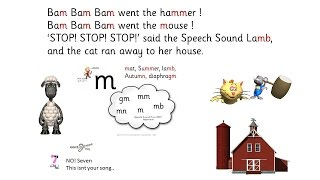 WHOLE English Language - SSP PHONICS Reading and Spelling Lesson with Miss Emma