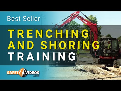 Trenching And Shoring Safety Video From SafetyVideos.com