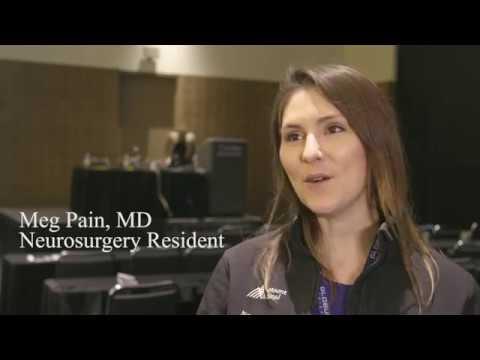 Mount Sinai Neurosurgery Resident at AANS 2018