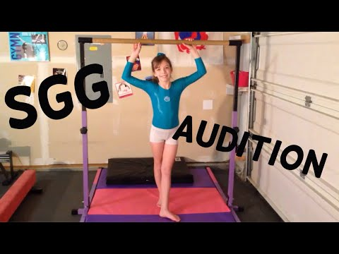 My SGG Audition Video