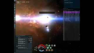 EVE Merlin 1vs 1 frendly fight with corp m8