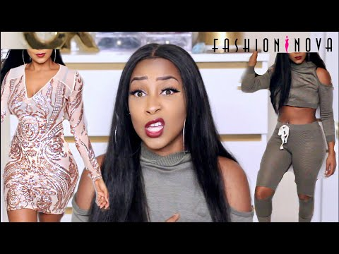 Lets Get REAL! Is Fashion Nova Worth Your Money?? Honest Review