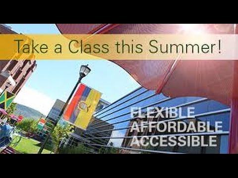 online summer college courses