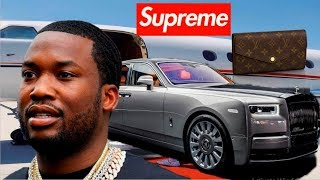 8 MOST EXPENSIVE THINGS OWNED BY AMERICAN RAPPER MEEK MILL