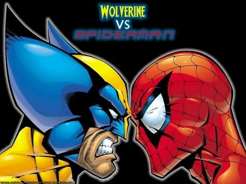 Wolverine Vs The Amazing Spiderman | İnanılmaz Rap Düelloları