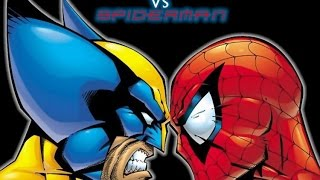 Wolverine vs The Amazing Spiderman | İnanılmaz Rap Düelloları