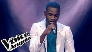"""Celso Gaspar – """"Renúncia Impossível"""" / The Voice Angola 2015: Audição Cega"""