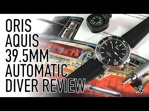 It's Back! - Oris Aquis 39.5mm Review - Is It Still The Best Swiss Automatic Dive Watch Under $2000?