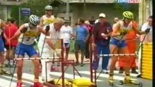 fis rollerski wc 2002 sprint race women
