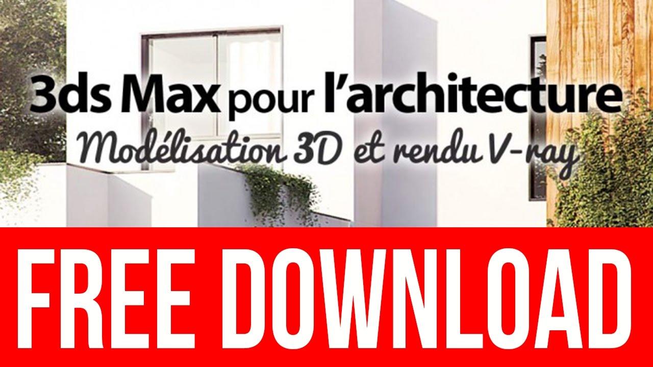 cours d 39 architecture mod lisation 3d et rendu v ray. Black Bedroom Furniture Sets. Home Design Ideas