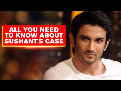 Sushant Death Probe: All You Need To Know About The Case